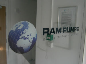 welcome to ram pumps